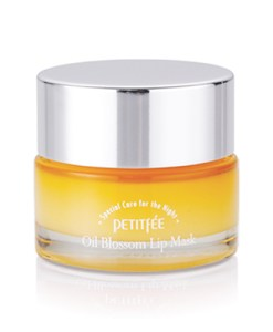 Petitfee Oil Blossom Lip Mask Sea Buckthorn