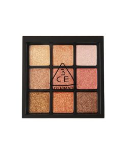 3ce Multi Eye Color Pallette (All Nighter) coloe