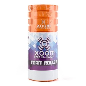 Foam Roller XoomProject - Laranja