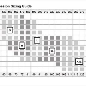 Tabela de Tamanhos Virus Homem