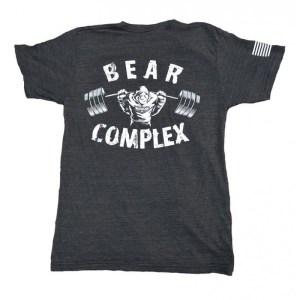 T-shirt Savage Barbell Bear Complex