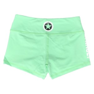 Booty Shorts Savage Barbell Sea Foam