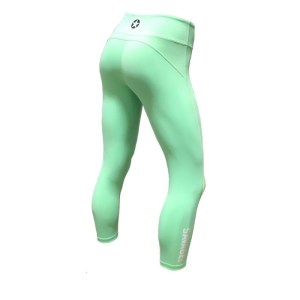 Capri Leggings Savage Barbell Sea Foam Green