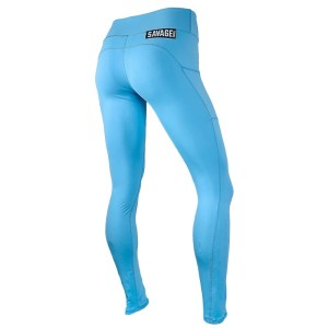 Leggings Savage Barbell Tidal Blue