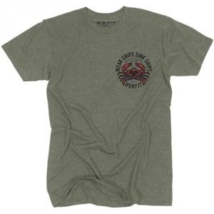 T-shirt Rokfit Weak Grips Sink Ships