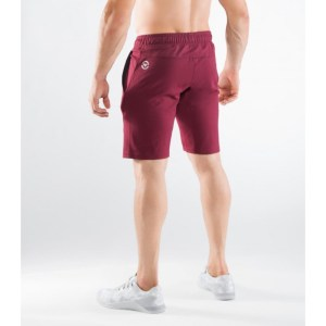 Shorts VIRUS AU20 IconX Maroon