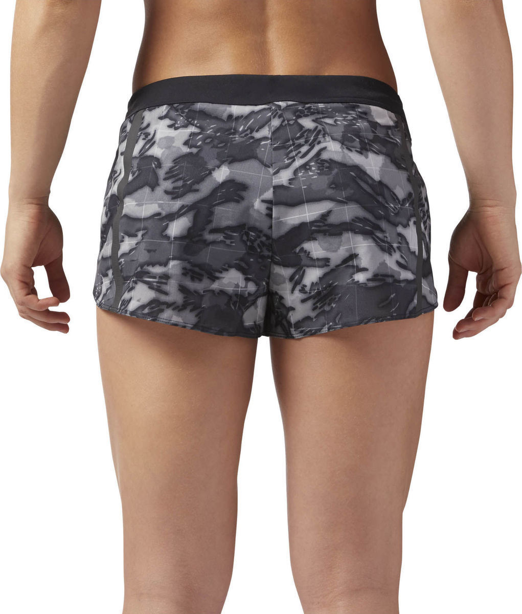 aef91063471 Reebok CrossFit Shorts Splash Camo