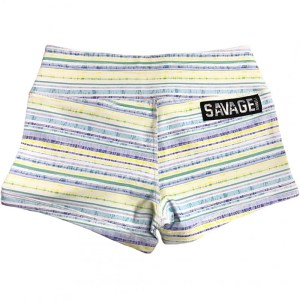 Booty Shorts Savage Barbell Spring Fling