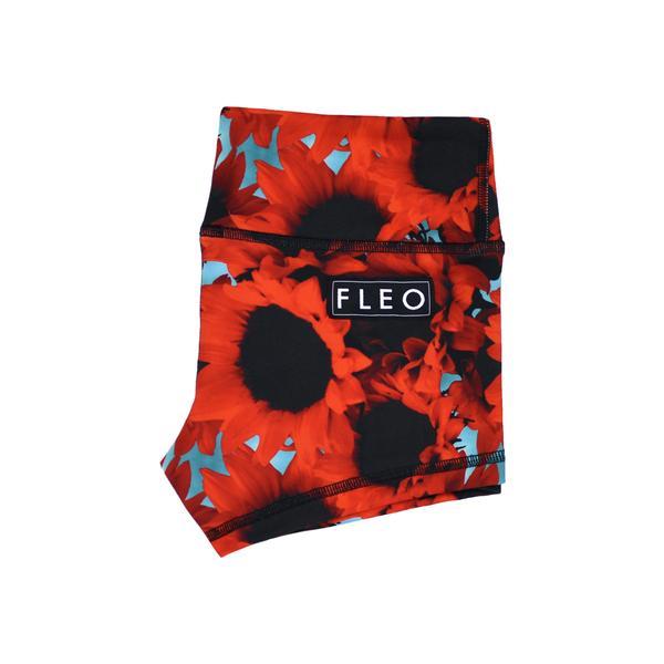 FLEO Sunflower Forever Shorts