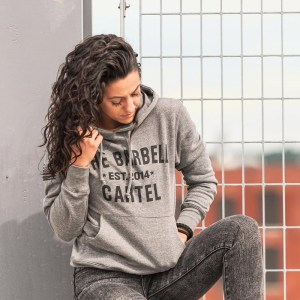 The Barbell Cartel Classic Logo Hoodie (Unisex)