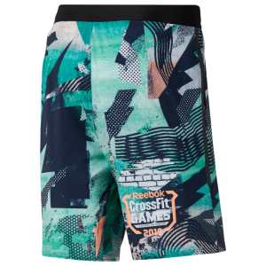 Reebok CrossFit Games Speed Shorts - Emerald