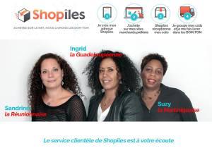 L'équipe Shopîles