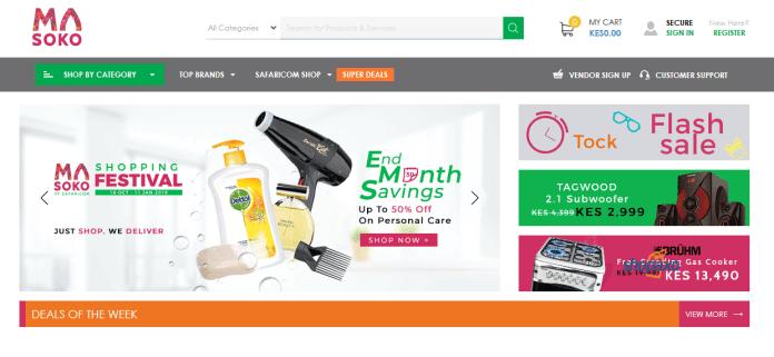 online shopping websites in Kenya 4