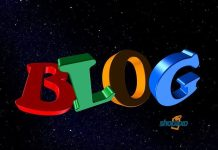 start a blog in kenya one-min