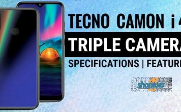 Techno Camon i4 Prize in Kenya