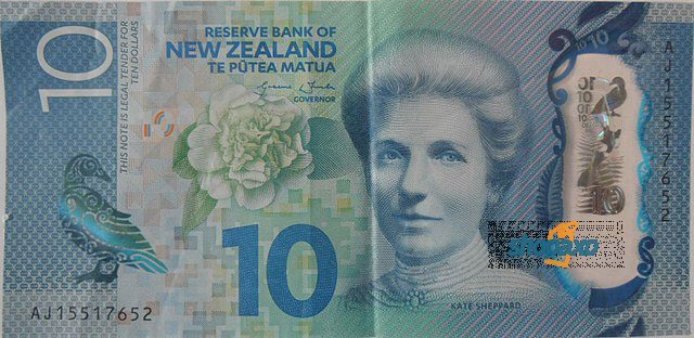 New Zealand Dollar-highest currency in the world.