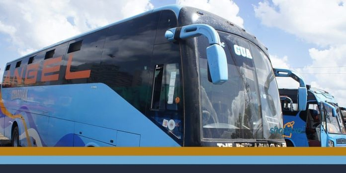 Guardian Angel Bus