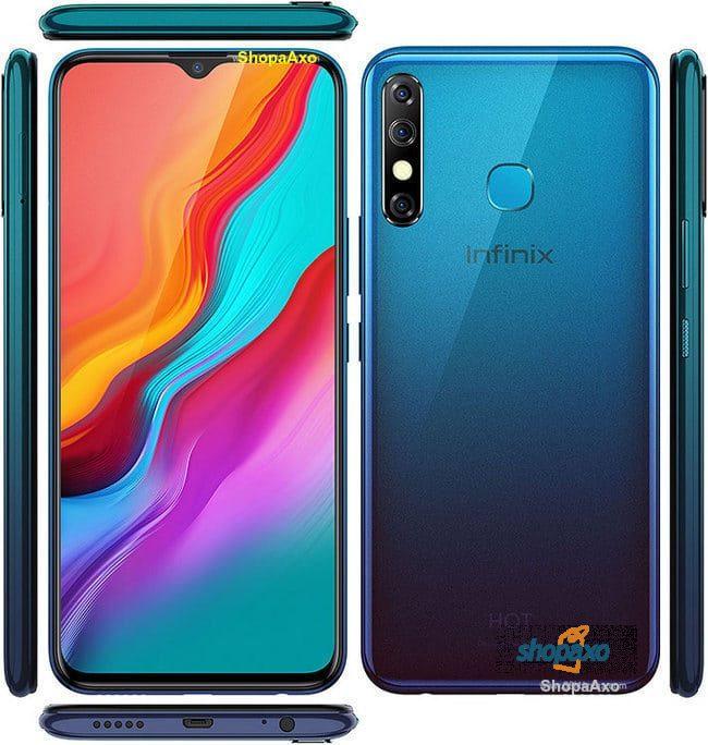Infinix hot 8 price in kenya