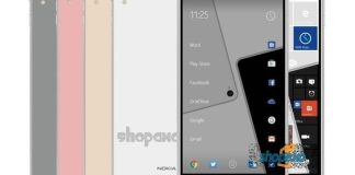 Nokia C1 Full Specifications and Price In Kenya