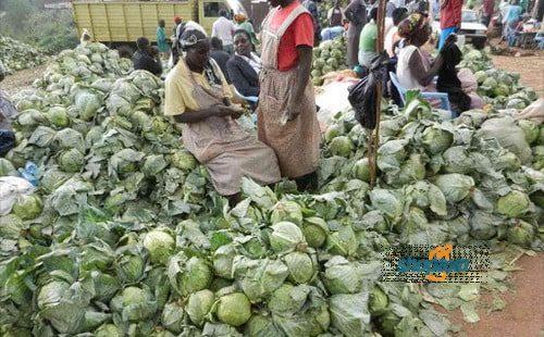 open air markets in Kenya