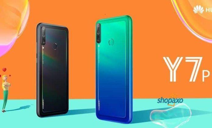 Huawei Y7p now available in Kenya