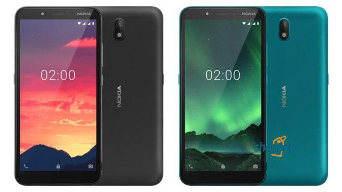 Nokia C2 Price In Kenya-nokia c3 fingerprint sensor