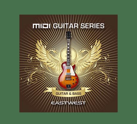 MIDI GUITAR SERIES Vol 4