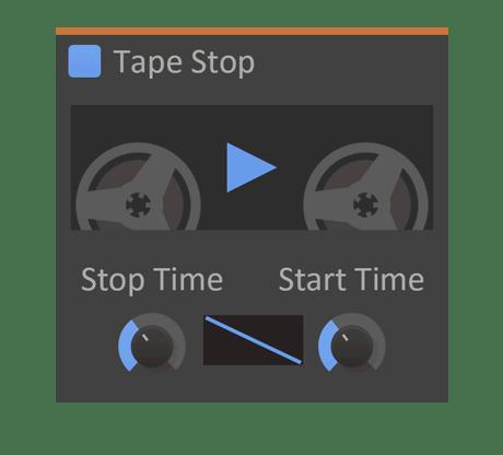Tape Stop