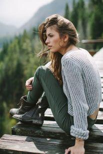 cozy sweater neutral