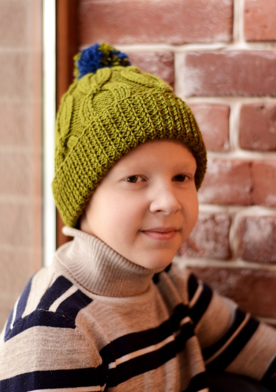 cozy knit hat by ShopLaLune