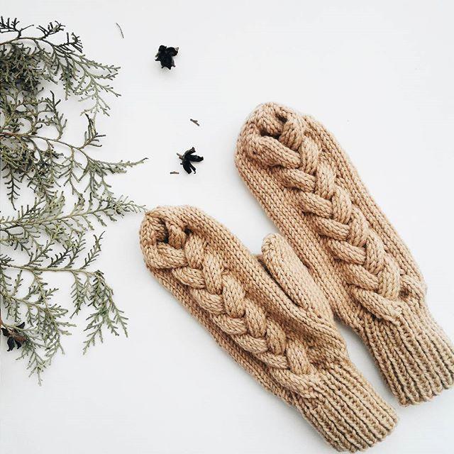knit-gloves