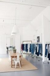 showroom working space