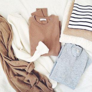 cozy beige wear
