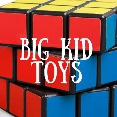 Lead-Free Big Kid Toys