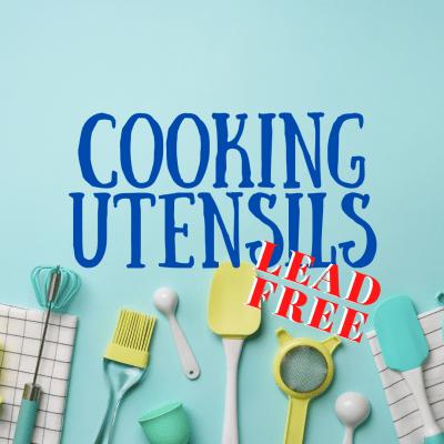 Lead-Free Cooking Utensils