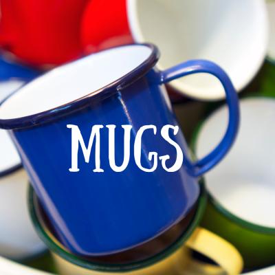 Lead-Free Mugs