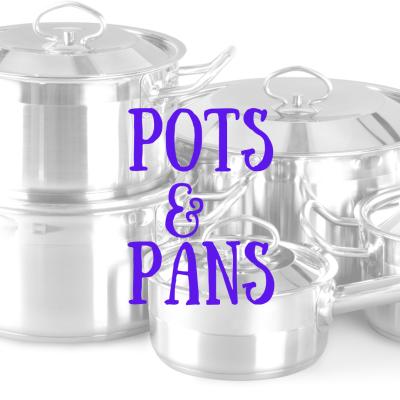 Lead-Free Pots & Pans