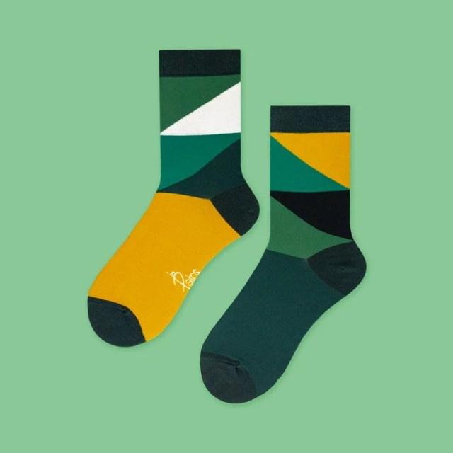 男生襪子穿搭
