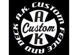 A.K. Custom Fence and Deck