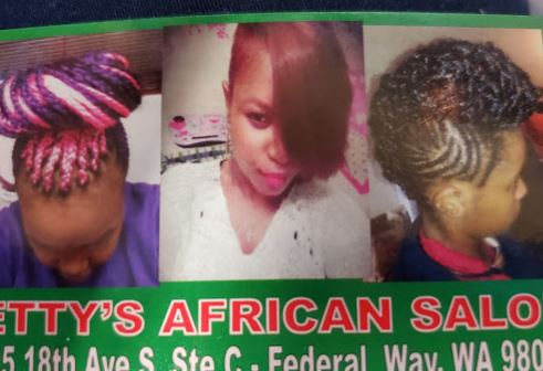 Betty's African Salon