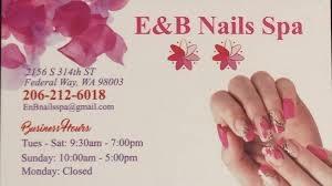 E&B Nails Spa