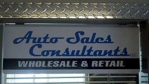 Auto Sales Consultants