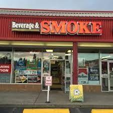 Beverage & Smoke Shop