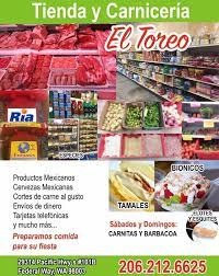 El Toreo Tienda Y Carniceria