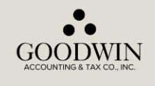 Goodwin Accounting & Tax Company