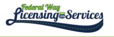 Federal Way Licensing Services