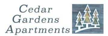 Cedar Garden Apartments