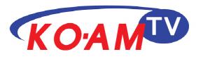 Korean-American TV Broadcasting Co., Inc. KO-AM TV