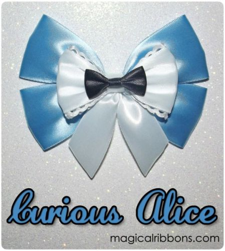 Curious Alice Bow