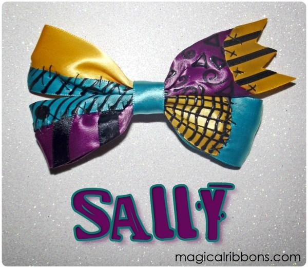 Sally Bow (No Hair)
